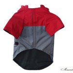 Impermeable bicolor 1